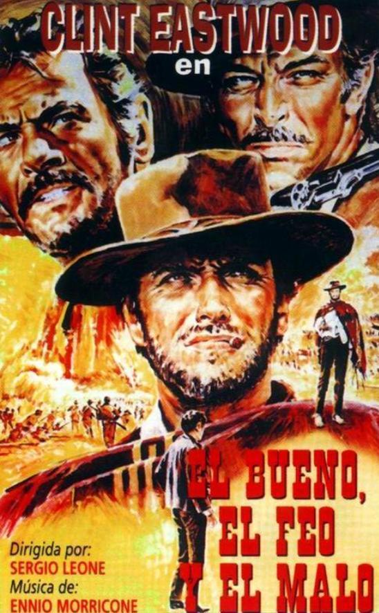 El bueno, el feo y el malo (1966) - Película en estreno