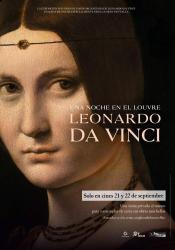Leonardo da Vinci: Una noche en el Louvre