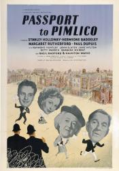 Pasaporte para Pimlico