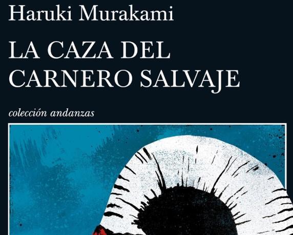 Libros de intriga que enganchan - La caza del carnero salvaje, de Haruki Murakami