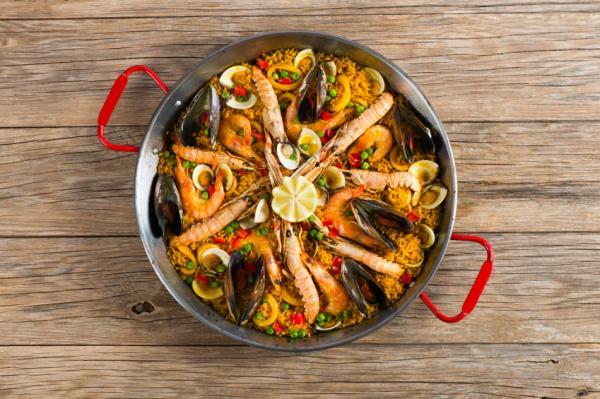 Platos típicos de España por comunidades - Comunidad Valenciana y su gastronomía