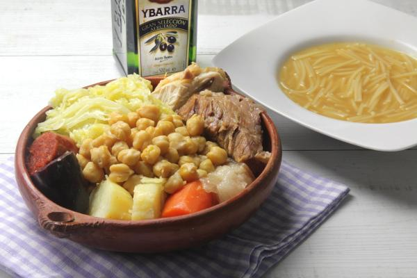 Platos típicos de España por comunidades - La comida típica de Madrid