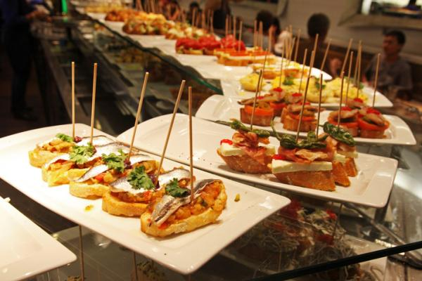 Platos típicos de España por comunidades - La gastronomía del País Vasco
