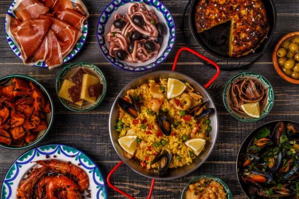 Platos típicos de España por comunidades