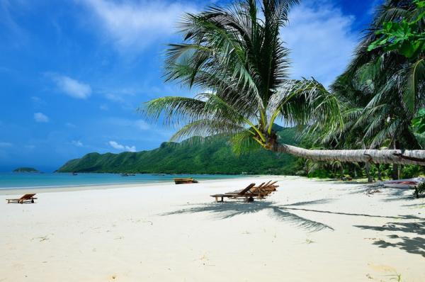 Playas paradisíacas en Vietnam que tienes que conocer - Con Dao, otra de las mejores islas de Vietnam
