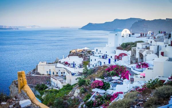 Los mejores sitios para viajar en pareja - Las islas griegas