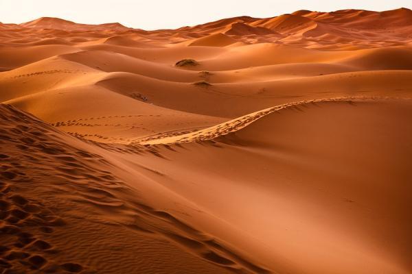 Los mejores sitios para viajar en pareja - Marruecos y el desierto del Sáhara
