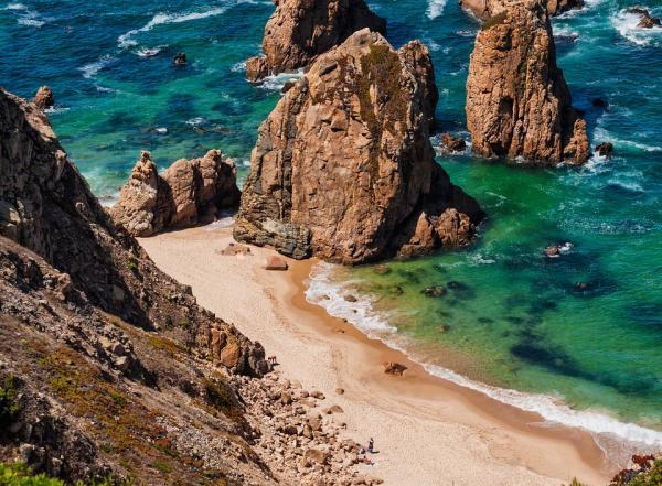 Los mejores sitios para viajar en pareja - Portugal y su imponente costa