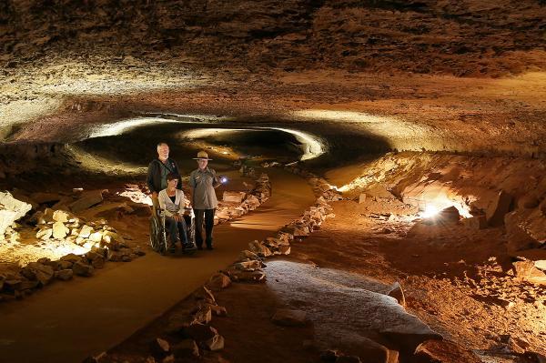 Las cuevas más grandes del mundo - Cueva de Mammoth, la cueva más grande del mundo