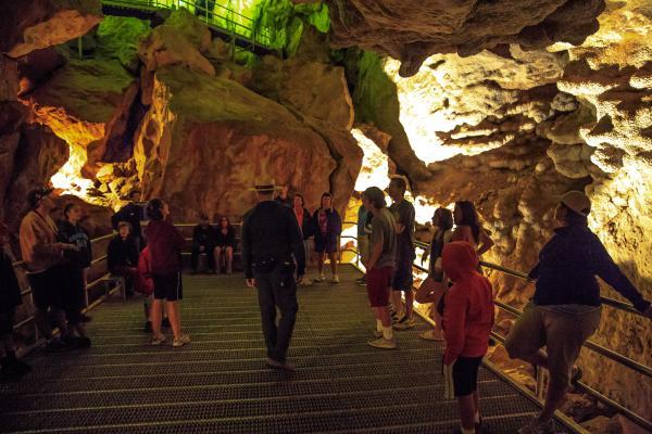 Las cuevas más grandes del mundo - La cueva Jewel, una de las cuevas más largas del mundo