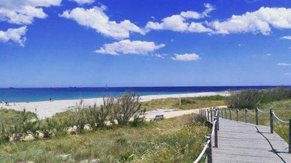 Las playas más bonitas de Valencia - Playa de l'Arbre del Gos