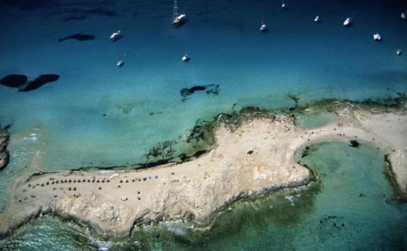 Las 6 playas más bonitas de Formentera - Es Trucadors, una playa imprescindible de Formentera