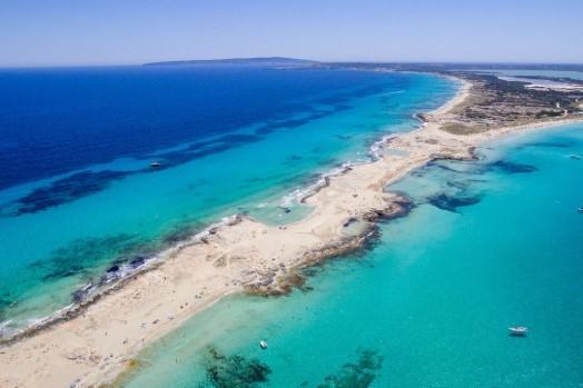 Las 6 playas más bonitas de Formentera - Ses Illetes, la playa más bonita de Formentera