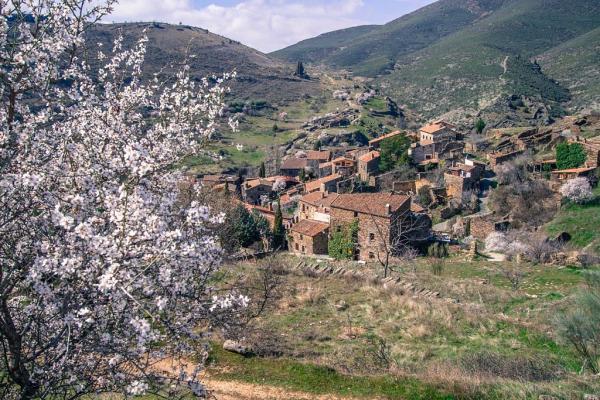 Pueblos con encanto cerca de Madrid - Patones de Arriba