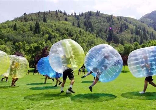 Actividades de team building al aire libre - Actividades de team building de humor