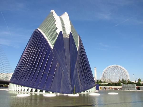 Sitios bonitos para viajar en familia - Oceanográfico de Valencia