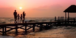 Sitios bonitos para viajar en familia