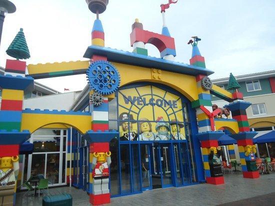 Mejores parques de atracciones de Europa - LEGOLAND Windsor (Reino Unido)