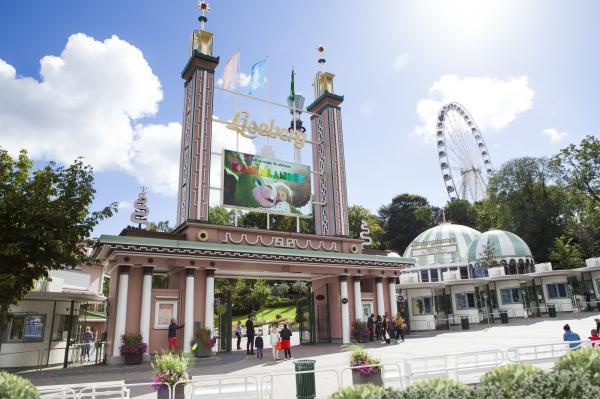 Mejores parques de atracciones de Europa - Liseberg (Suecia)