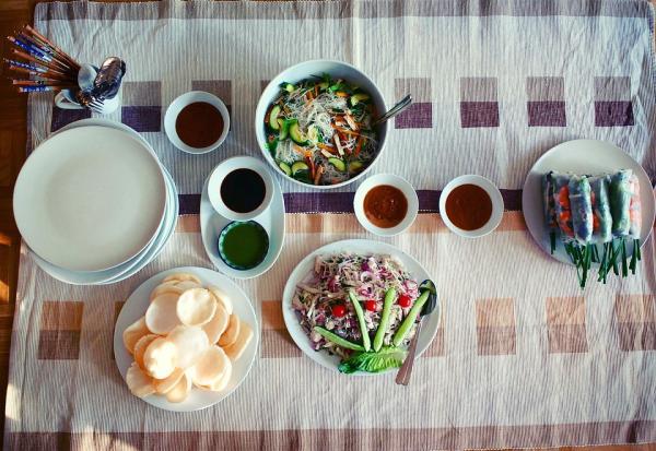 Qué comer en Vietnam - Características de la comida vietnamita
