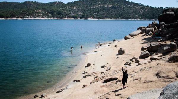 Las mejores piscinas naturales de Madrid - El Pantano de San Juan