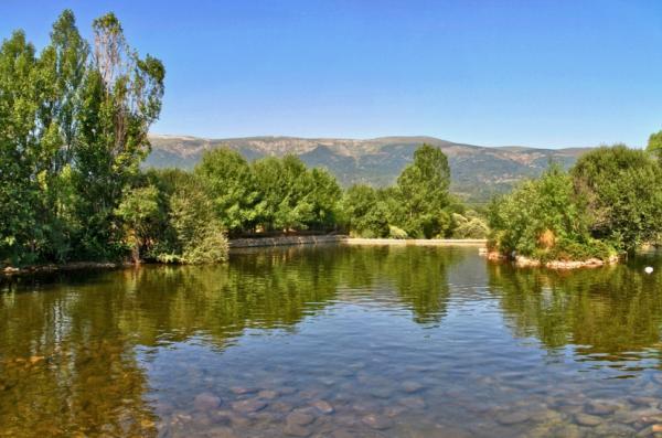 Las mejores piscinas naturales de Madrid - Presilla de Canencia