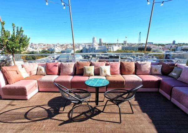Cosas divertidas que hacer en Madrid - Terrazas en azoteas de Madrid