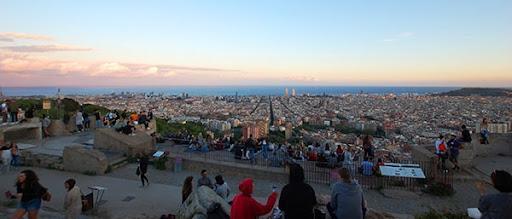 Los mejores sitios para hacer un picnic en Barcelona - Búnkers del Carmel