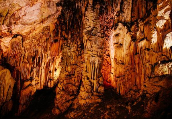 Las mejores cuevas en Mallorca - Cuevas de Artá y sus majestuosas estructuras
