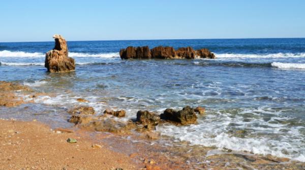 Playas bonitas en Alicante provincia - Les Rotes (Denia)