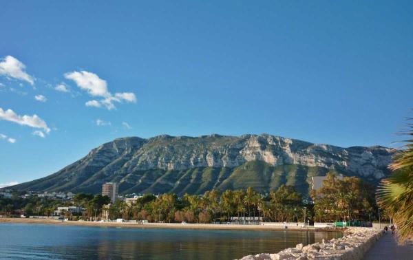 Los mejores parques naturales en Alicante - Parque Natural del Montgó