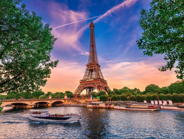 Los 6 países mas bonitos del mundo - 3. Francia, un destino de ensueño