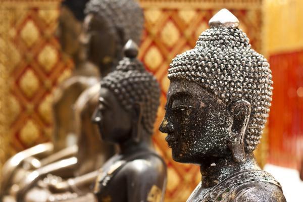 Los templos budistas en España más bonitos