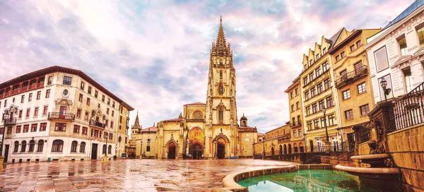 Pueblos románticos de Asturias - Oviedo, la capital del Principado