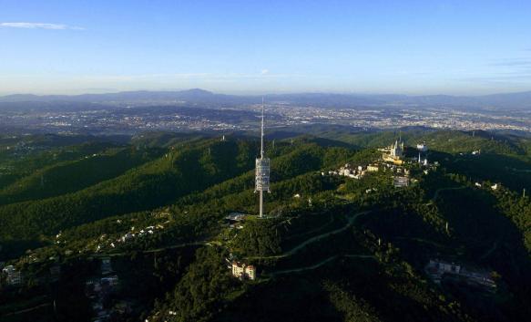 Los mejores parques naturales cerca de Barcelona - Collserola, uno de los parques naturales más cercanos de Barcelona