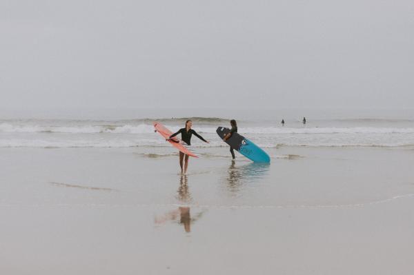 Sitios para hacer surf en Cataluña - Vilassar de Mar, ideal para los surferos