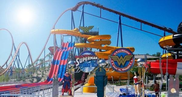 Los mejores destinos para viajar con niños en España - Madrid y el Parque Warner, ideal para ir con niños