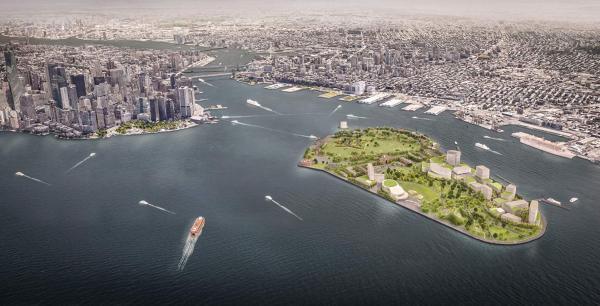 Sitios para pedir matrimonio en Nueva York - Governors Island, un sitio muy romántico para pedir matrimonio en Nueva York