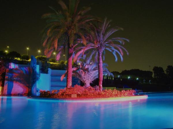 Qué hacer en verano en Barcelona - Las Carpas de Barcelona: una discoteca con piscina