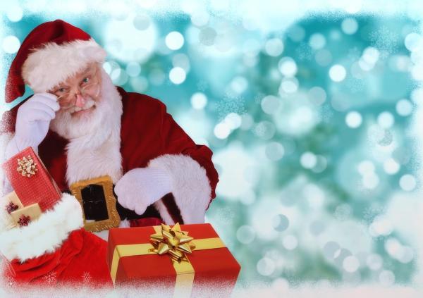 Dónde ver a Papá Noel en Madrid