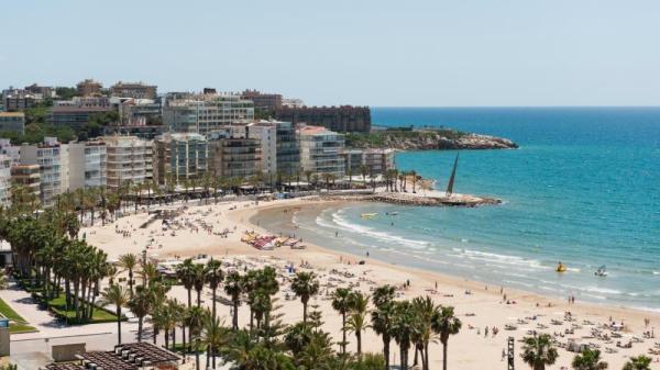 Playas bonitas cerca de Barcelona - Playa de Salou