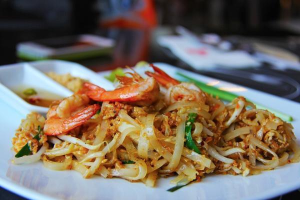 Qué se come en Tailandia - Pad thai, el plato típico de Tailandia