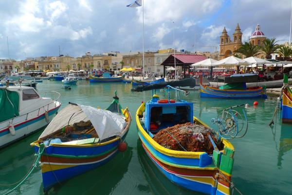 Qué ciudades visitar en Europa con niños - Malta, perfecta para un viaje con niños por Europa