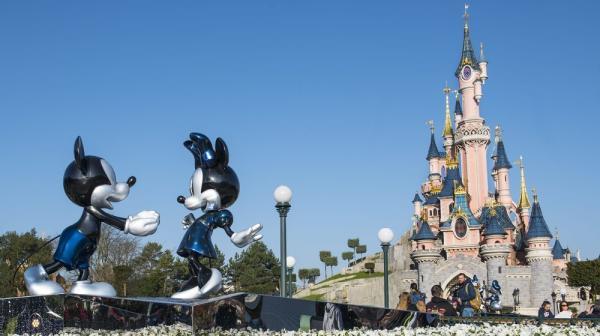 Los mejores parques de atracciones del mundo - Disneyland París (Francia)