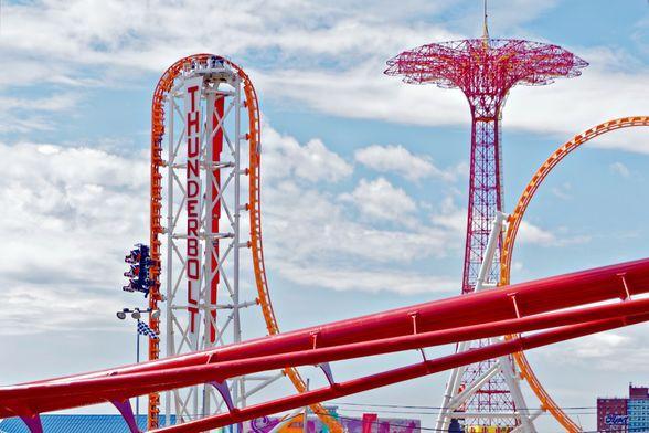 Los mejores parques de atracciones del mundo - Luna Park, Coney Island (Estados Unidos de América)