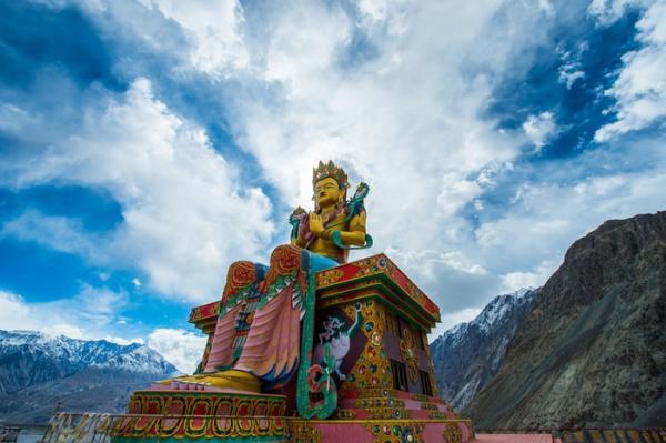 Los mejores templos budistas en la India - Los templos budistas que debes visitar si viajas a la India
