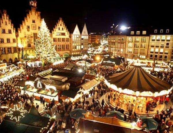 Los mejores mercadillos de Navidad de Europa - Mercadillos en Bruselas (Bélgica)