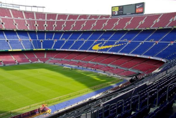 Qué ver en Barcelona con niños - Visitar el Camp Nou: tour y museo