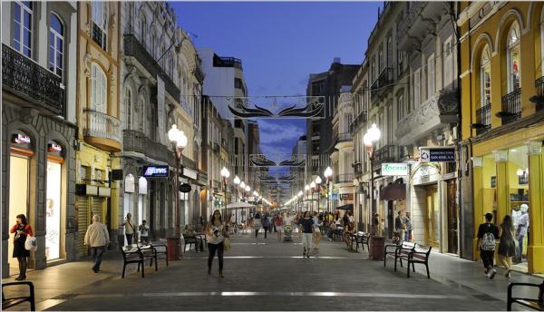 Qué ver en Las Palmas de Gran Canaria - El barrio de Triana de Las Palmas