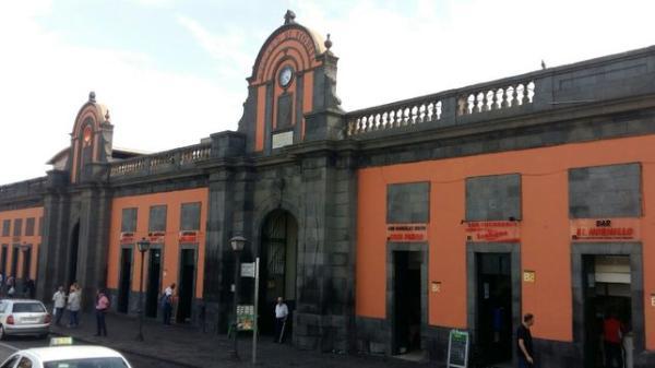 Qué ver en Las Palmas de Gran Canaria - El mercado de Vegueta